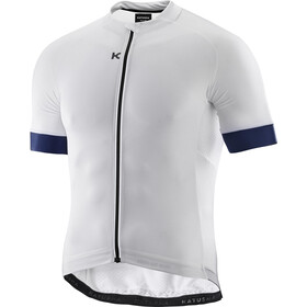 KATUSHA Superlight Maillot manches courtes Homme, white peacoat